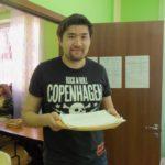 Слушатель из Казахстана